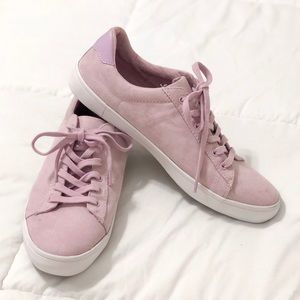 Lilac Old Navy Sneakers